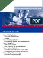 Documentum Foundation Classes