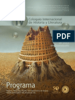 Programa Coloquio
