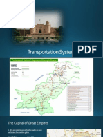 Transportation System in Lahore