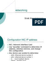 Linux Networking
