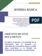 Ingeniería Básica II 2013(1)