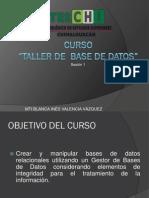 Taller de Base de Datos S1