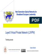 L3VPN Training Course