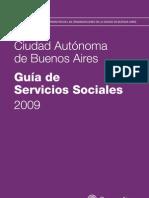 gobBA - Guía de Servicios Sociales 2009
