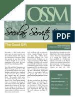 Ossm News October 2013