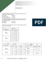 Datasheet Piezoelectric Components PI Ceramic