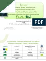 Sana-Sana Academy_2013-Atti_convegni-Daniele Fichera_-La Situazione Del Sistema Di Certificazione in Italia