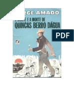 Jorge Amado - A Morte E a Morte de Quincas Berro Dagua