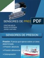 Sensores de Presion