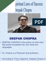 Deepak Chopra[1]