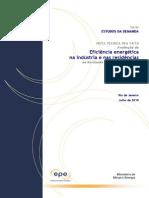 EPE - Industria e Residencias 2019
