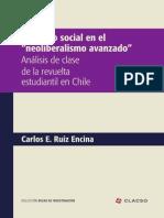 CARLOS RUIZ - Conflicto Social en El Neoliberalismo Avanzado