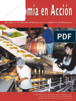A Erg Food Processing Sp