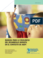 Manual Para Vigilancia y Desarrollo Infantil AIEPI