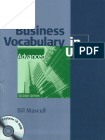 Business Vocabulary Builder | Business | Finance (General)