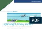Lightweight Heavy Impact