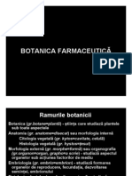 Biologie vegetală 1b