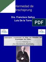 Cirugia Hirschsprung