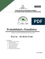 AntologíaProbabilidadEstadística