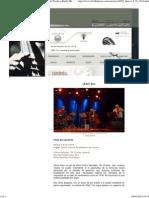 2014    conciertos    club de jazz