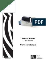 Zebra P330i Service Manual