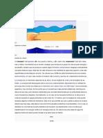 Tsunami y sus causas.doc