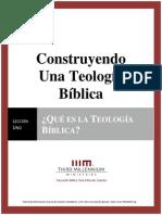 Construiyendo Una Teologia Bíblica 01