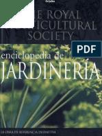 Enciclopedia de Jardineria - Royal Horticultural Society - Grijalbo