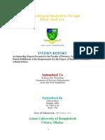 SME Banking in Bangladesh Through