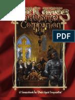Dark Ages Inquisitor Companion