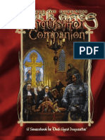 Dark Ages Inquisitor Companion