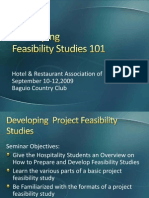 Developing Feasibility Studies.notes