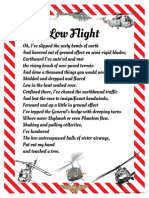 Low Flight