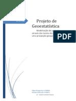 Projecto de Geoestatistica Revisto