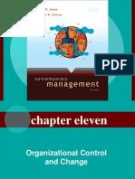 Organization Control