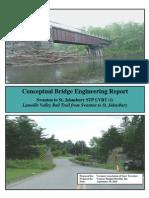 Bridge Engineering Report and Plans