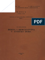Ivo Bojanovski - BiH u antičko doba