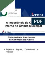 A importância do Controle Interno no âmbito municipal1