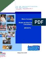 Modelo de Salud Familiar y Comunitario