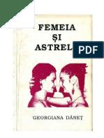 71039368 Femeia Si Astrele Danet Georgiana