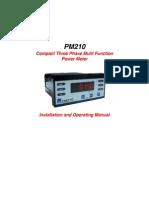 PM210 Manual-3.1e