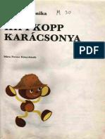 Marek Veronika - Kippkopp Karacsonya