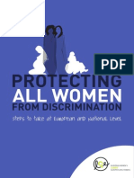 Anti-Discrimination EWL Feb 2010