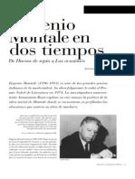 Montale (Revista u de Mex)