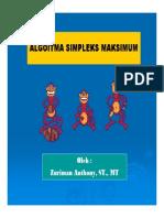 7 Algoritma Simpleks [Compatibility Mode]