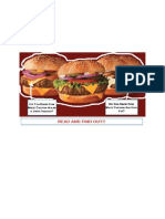 McDonald Nutrition Fact 9-3-09