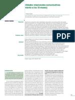 Desarrollo Habilidades Relacionales-comunicativas 18 Meses