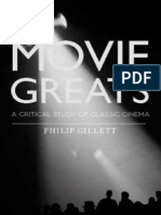 Movie Greats - A Critical Study of Classic Cinema 2008 (Malestrom)