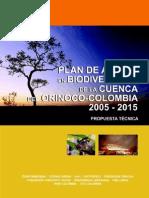 Plan CuencaOrinoco 2005-2015 2005