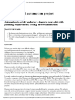 Cover Story_ Pharmaceutical Automation Project Management _ ISA